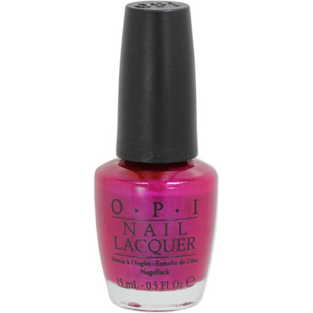 OPI Flashbulb Fuchsia Nail Polish 15ml Cosmetics ratans