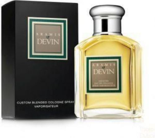 Aramis Devin Eau De Cologne Spray 100ml for Men EDC