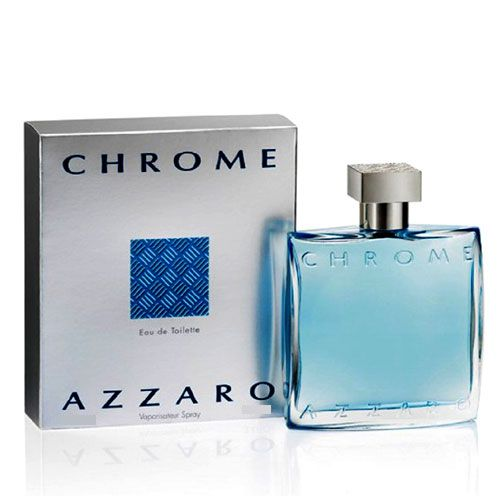 Azzaro Chrome For Men 50ml  EDT