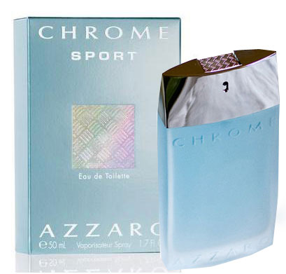 Azzaro Chrome Sport For Men 100ml EDT