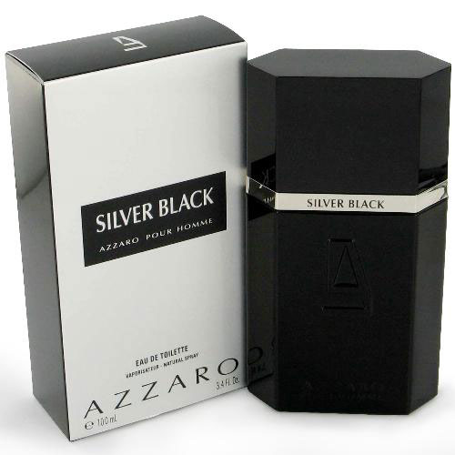 Azzaro Silver Black For Men 100ml EDT
