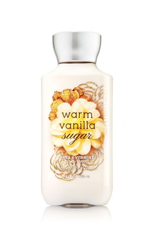 Bath & Body Works Warm Vanilla Sugar Body Lotion For Women 236 ml