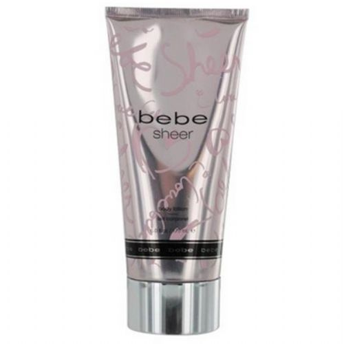 Bebe Sheer 175ml Body Lotion For Women [Unboxed]
