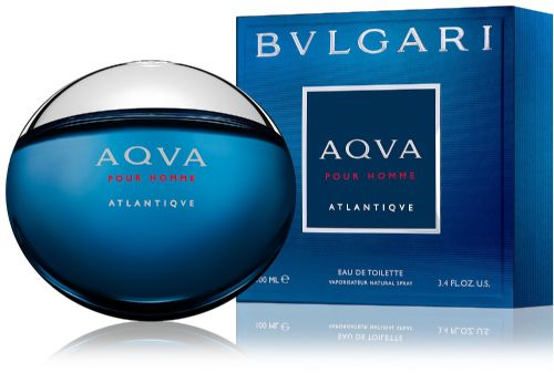 Bvlgari Aqva Atlantiqve by Bvlgari For Men100ml EDT