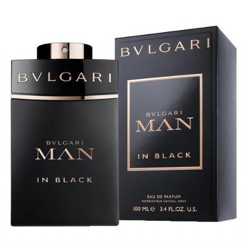 Bvlgari Man In Black for men 100 ml EDP