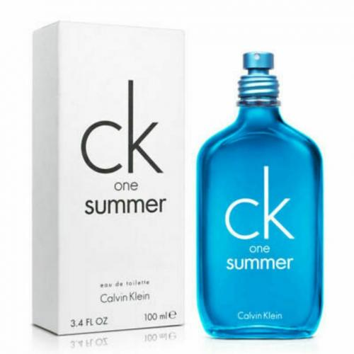 Calvin Klein CK One Summer For Men and Women Eau De Toilette 100ML Tester (2018) Perfumes for Men & Women ratans