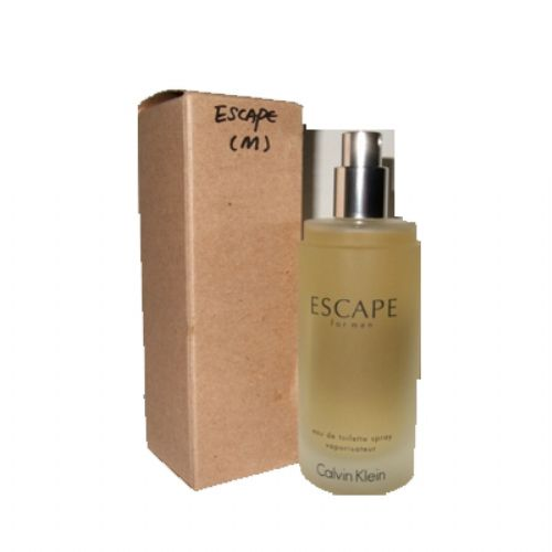 Calvin Klein CK Escape For Men 100ml Tester