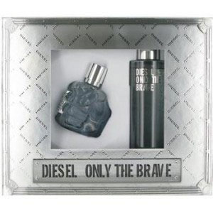 Diesel Only The Brave 2 Piece Perfume Set For Men