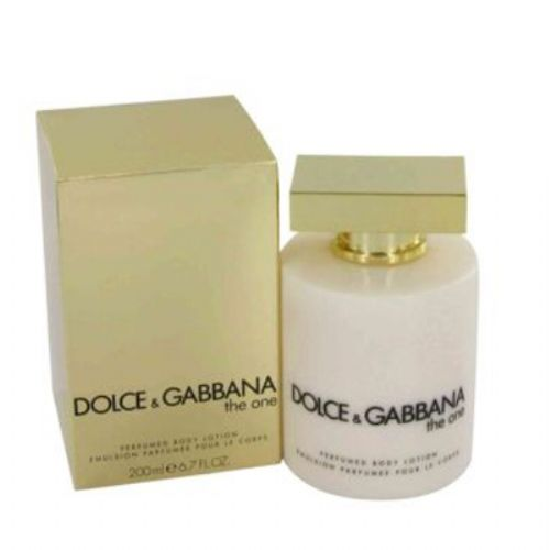 Dolce & Gabanna D&G The One Body Lotion 200ml [Boxed]