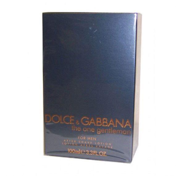 Dolce & Gabanna D&G The One Gentleman For Men After Shave Lotion 100ml