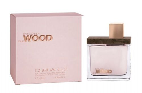 Dsquared She Wood For Women 100ml