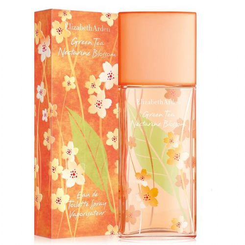 Elizabeth Arden Green Tea Nectarine Blossom For Women 100ml