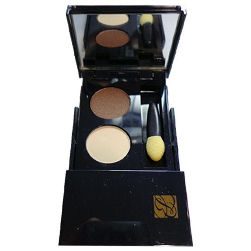Estee Lauder Silky Eye shadow Duo Palette - 2 Shades [KB7]