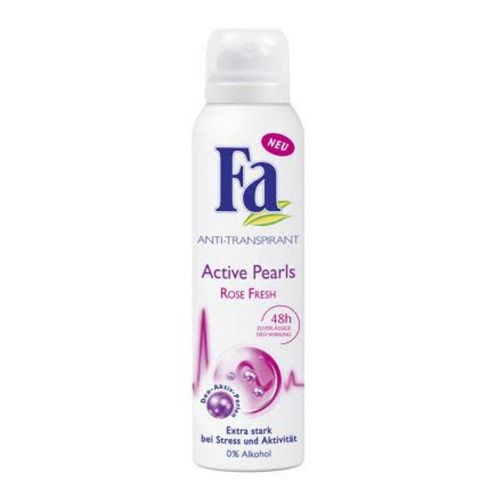 Fa Active Pearls Rose Fresh Deodorant for Women 200ml