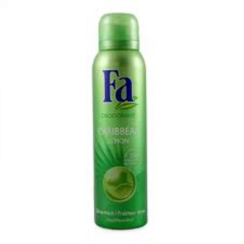 Fa Caribbean Lemon Deodorant for Women 200ml
