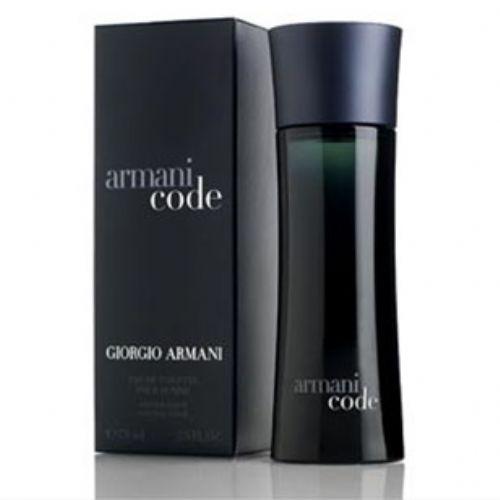 Giorgio Armani Code For Men 75ml