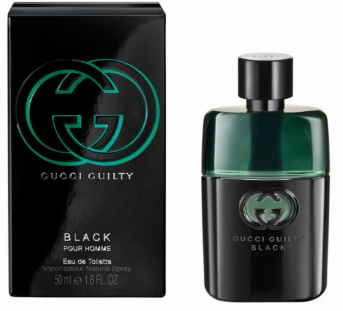 Gucci Guilty Black Pour Homme For Men 90ml