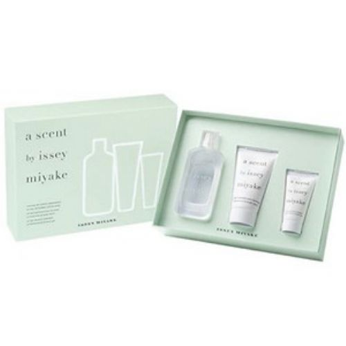 Issey Miyake A Scent By Issey Miyake 3 Piece Perfume Gift Set for Women