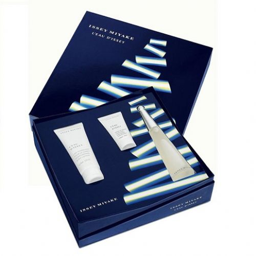 Issey Miyake Pour Femme 3 Piece Gift Set For Women