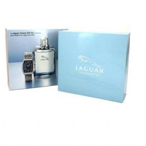 Jaguar Blue 2 Piece Perfume Gift Set for Men