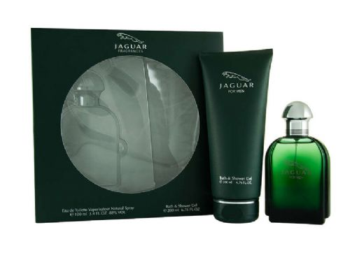 Jaguar Green 2 Piece Gift Set For Men