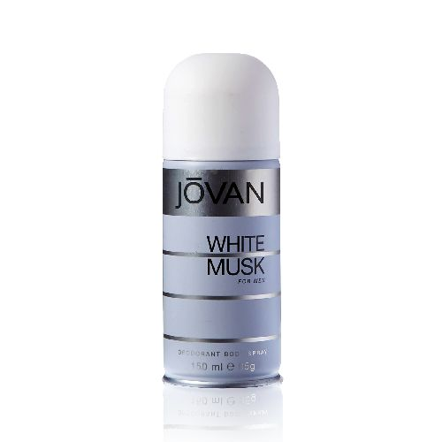 Jovan White Musk Deodorant for Men 150ml
