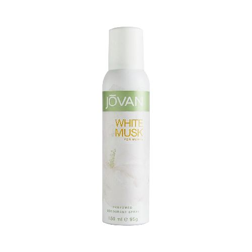Jovan White Musk Deodrant for Women 150ml