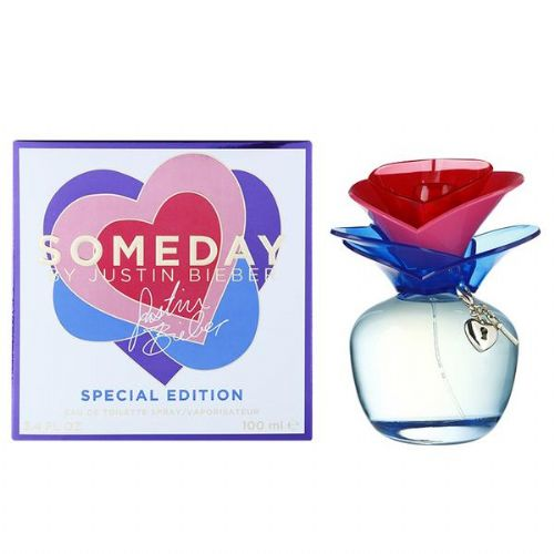 Justin Bieber Someday Special Edition For Women 100ml EDT