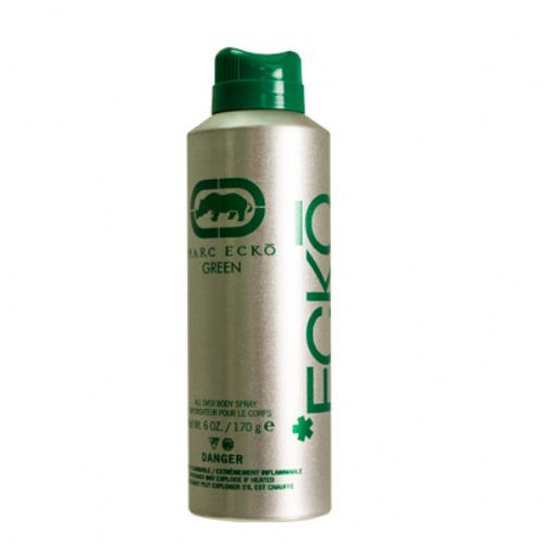 Marc Ecko Green For Men Deodorant Spray 170gm