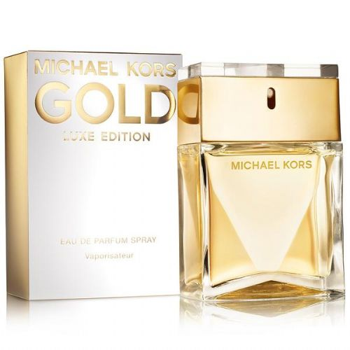 Michael Kors Gold Luxe Edition for women 100 ML EDP
