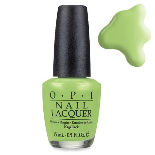 OPI Gargantuan Green Grape Nail Polish 15ml