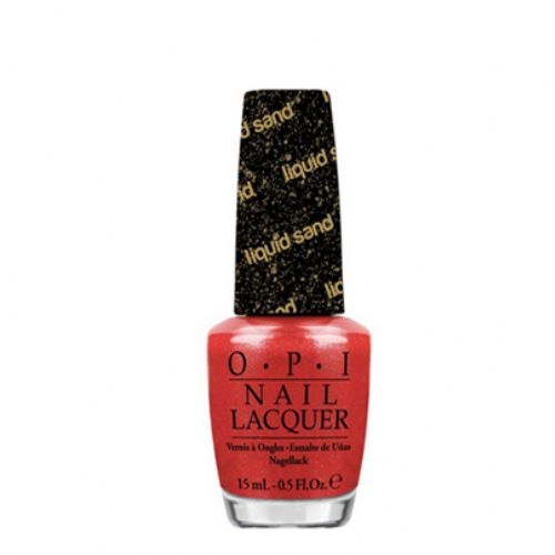 OPI Magazine Cover Mouse Nail Polish from Liquid Sand Collection 15ml