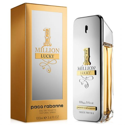 Paco Rabanne 1 Million Lucky For Men 100ml