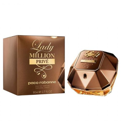 Paco Rabanne Lady Million Prive For Women 80ml