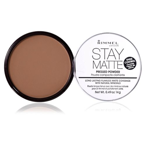 Rimmel London - Matte Pressed Powder Silky Beige