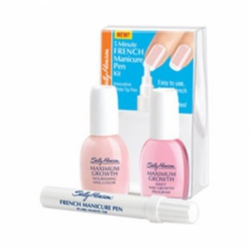 Sally Hansen 5 Minute French Manicure Pen Kit - Sheer Natural