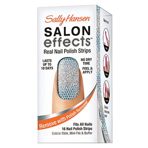 Sally Hansen Salon Effects Real Nail Polish Strips - HOLI-DAZE
