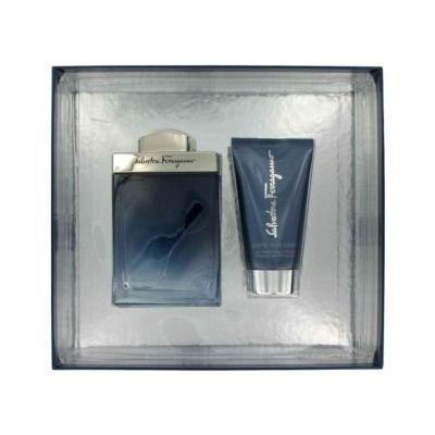 Salvatore Ferragamo Subtil 2 Piece Perfume Set For Men