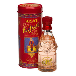 Versace Red Jeans For Women 75ml