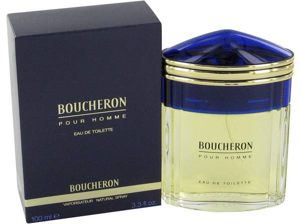 Boucheron Pour Homme Eau De Toilette for Men 100ml Perfumes for Men & Women ratans