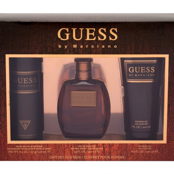 Guess Marciano 3 piece Gift Set for Men Gift Sets for Men ratans