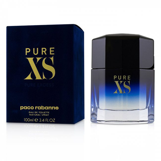 Paco Rabanne Pure XS Eau De Toilette for Men 100ml Perfumes For Men ratans