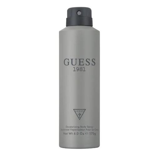 Shop the Latest Guess 1981 Body Spray 170gm for Men Today
