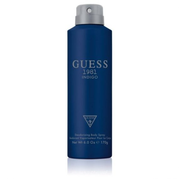 Buy, Best Price | Guess 1981 Indigo Body Spray For Men 170gm