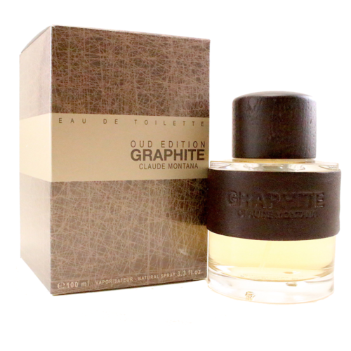 Claude Montana Graphite Oud Eau De Toilette Men 100ml Perfumes For Men ratans