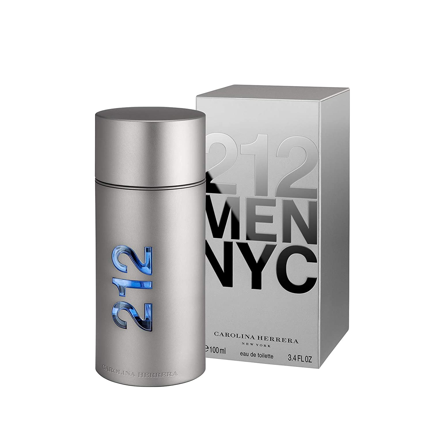 Carolina Herrera 212 For Men Eau De Toilette 100ml Perfumes For Men ratans