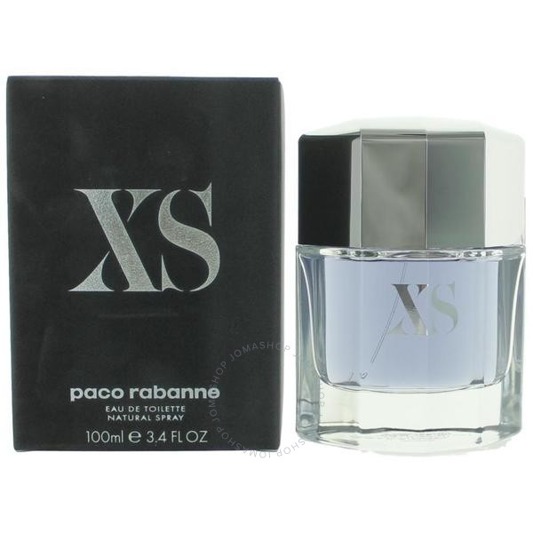 Paco Rabanne XS for Men Eau De Toilette 100ml Perfumes For Men ratans