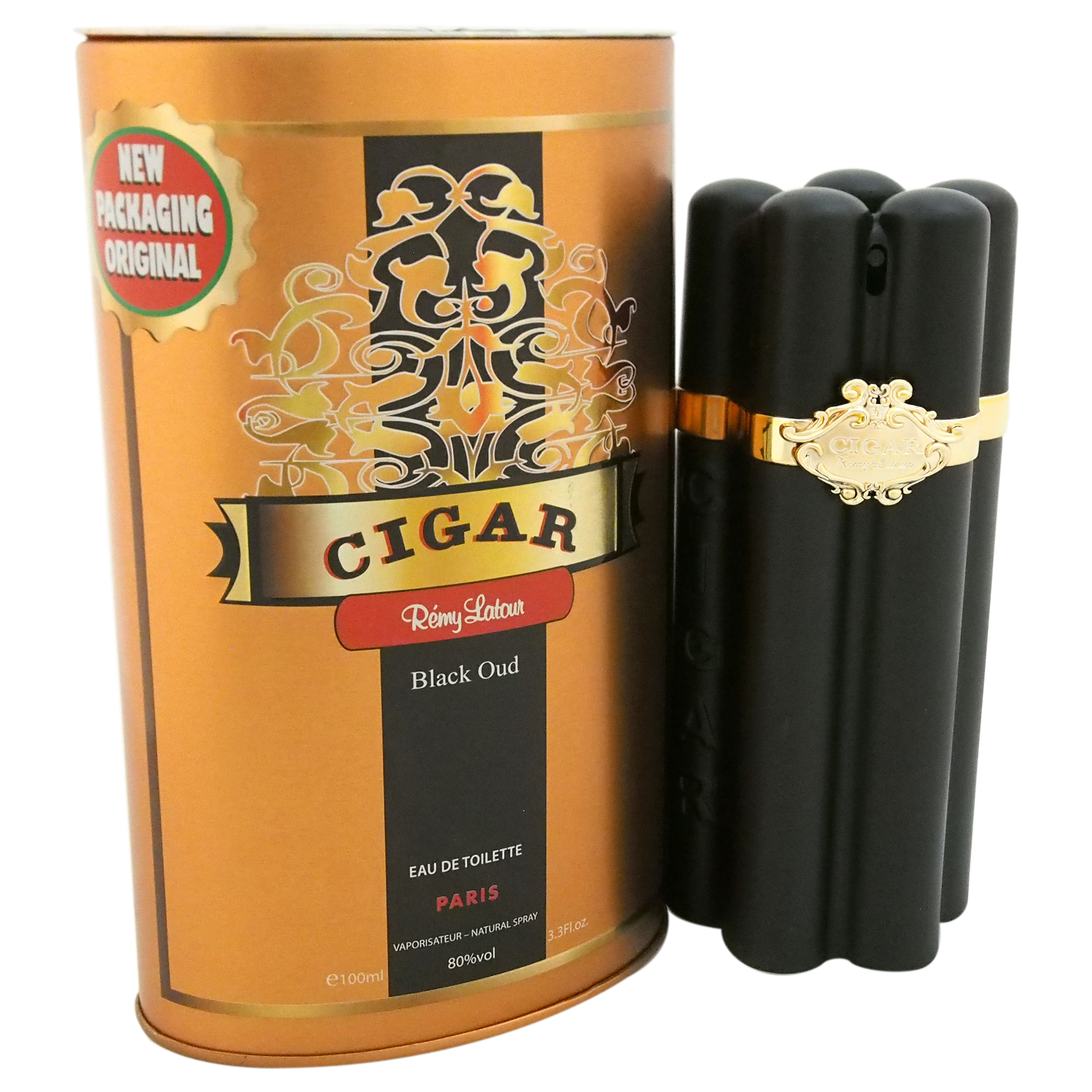Remy Latour Cigar Black Oud Eau De Toilette For Men 100ml Perfumes For Men ratans