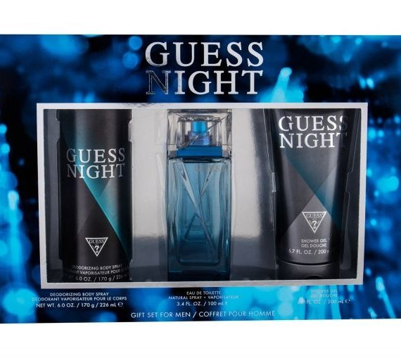 Guess Night 3 piece Gift Set for Men Gift Sets for Men ratans