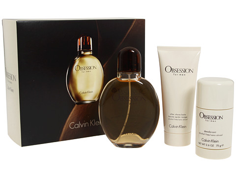 Calvin Klein Obsession 3 Piece Perfume Gift Set for Men Gift Sets for Men ratans